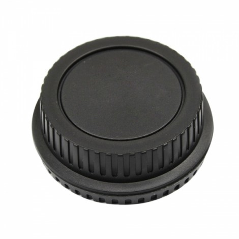Rear Lens Cover + Camera Body Cap for Canon