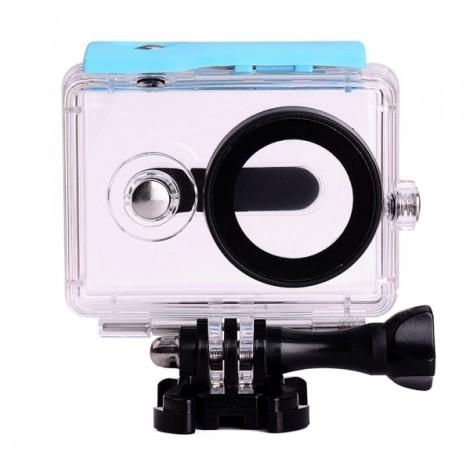 Plastic 40m Waterproof Case for Xiaomi Xiaoyi Sports Camera