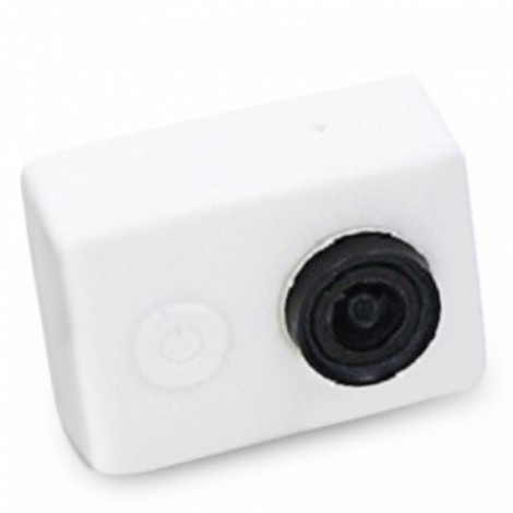 Protective Silicone Case for Xiaomi Xiaoyi Sports Camera White