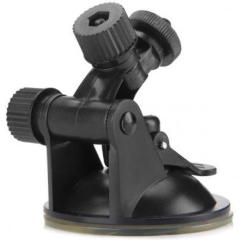 Z31 Multifunctional Rotatable Holder Bracket for Car DVR Sports Camera Black