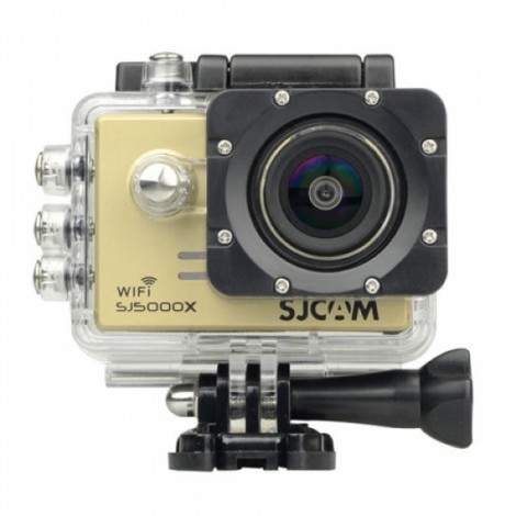 SJCAM SJ5000X Elite Edition 1080P 4K Wi-Fi Waterproof Action Camera Digital Video Camcorder Golden