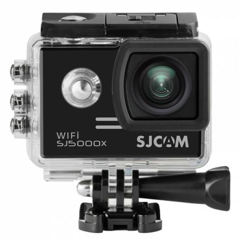 SJCAM SJ5000X Elite Edition 1080P 4K Wi-Fi Waterproof Action Camera Digital Video Camcorder Black