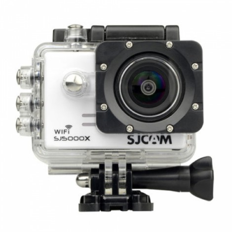 SJCAM SJ5000X Elite Edition 1080P 4K Wi-Fi Waterproof Action Camera Digital Video Camcorder White