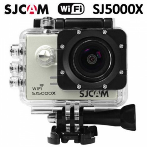 SJCAM SJ5000X Elite Edition 1080P 4K Wi-Fi Waterproof Action Camera Digital Video Camcorder Silver