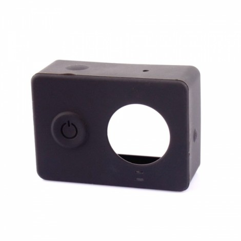 Protective Silicone Case for Xiaomi Xiaoyi Camera Black