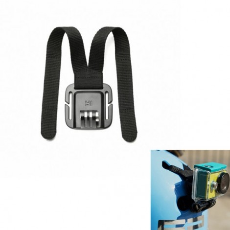 Original Xiaomi Yi Helmet Strap for Action Camera Black