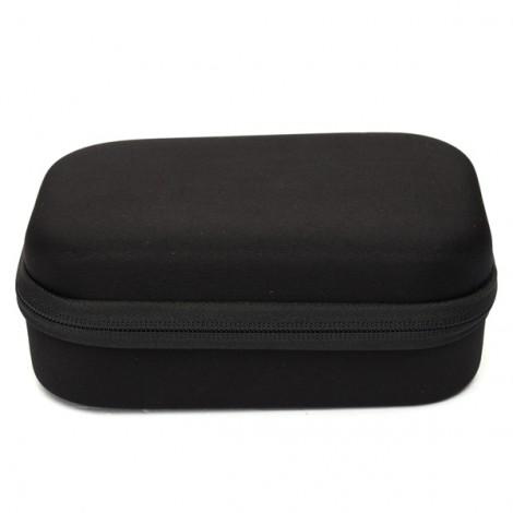 Waterproof Hard EVA Carrying Box Bag Case for Xiaomi Yi SJ4000 SJcam Black L