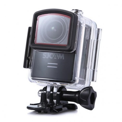SJCAM M20 2160P 16MP 166-Degree Novatek 96660 WiFi Action Camera Car Sport DV Recorder Black