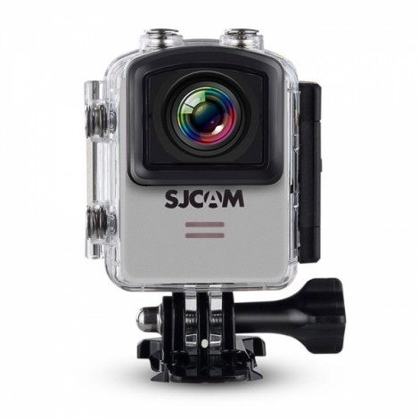 SJCAM M20 2160P 16MP 166-Degree Novatek 96660 WiFi Action Camera Car Sport DV Recorder Silver