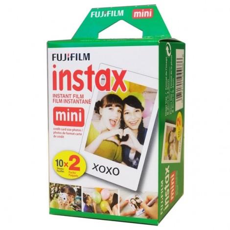 40pcs 2 Packs Fujifilm Instax Mini Instant Film Photo Papers
