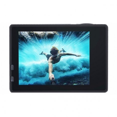 K1 4K WiFi Sports Camera 1080P Mini Recorder - Black