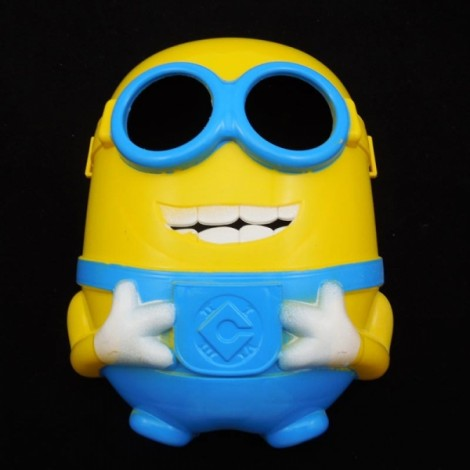 Hot Halloween Masquerade Party Face Mask Minion for Men