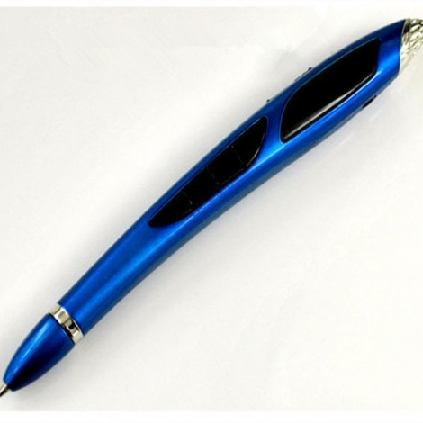 4-in-1 Multifunction 16GB Digital Business X5 Voice Recorder MP3 Player U Disk Voice Recording Pen Blue