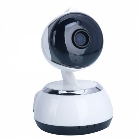 720P Mini IP Camera Wifi Wireless P2P Security Surveillance Camera Night Vision IR Baby Monitor Motion Detection Alarm White