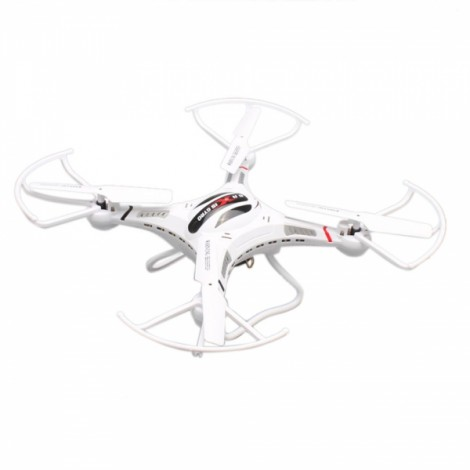 DFD F183 4CH 6-Axis Gyro 2.4GHz Medium-sized RC Quadcopter with 0.3MP Camera 2GB Memory Card (Mode 2) RTF