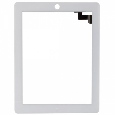 Touch Screen Digitizer Replacement for Apple iPad 2 White