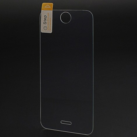 Explosion-proof Tempered Glass Screen Front+ Back Protectors Set for iPhone 5/5S Transparent