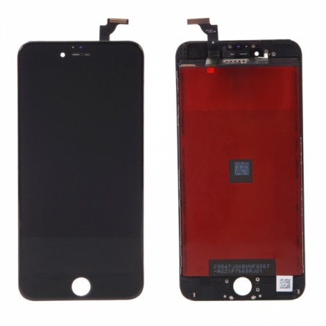 Touch Screen Assembly with Repair Pry Tools Kits for iPhone 6 Plus Black