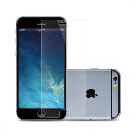 BASEUS 0.2mm Tempered Glass Screen Protector Film for iPhone6/6S Plus Transparent