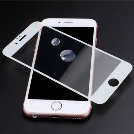 0.3mm Explosion-proof Tempered Glass Screen Protector for iPhone7 White