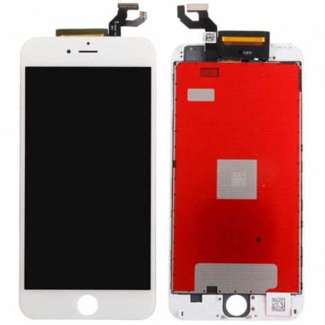 LCD Touch Screen Assembly for iPhone 6S Plus White