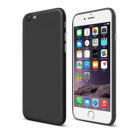 CAFELE Ultra Thin Soft Silicone PP Protective Case for Apple iPhone 7 Plus Black