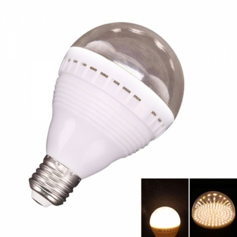 E27 6W DIP 120 LED Warm White Light LED Bulb Lamp (110V)