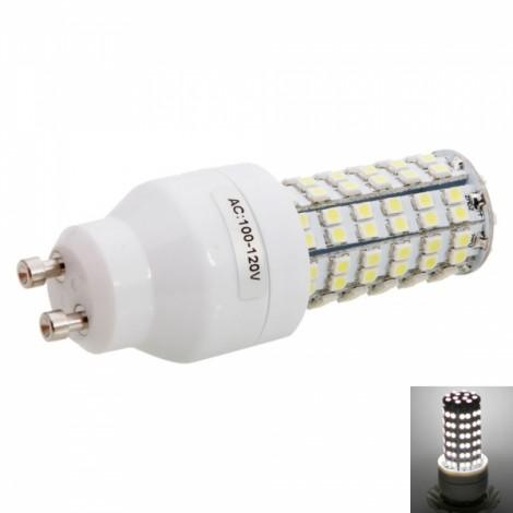 GU10 4W 108LED SMD3528 6000K White LED Corn Light (100-120V)