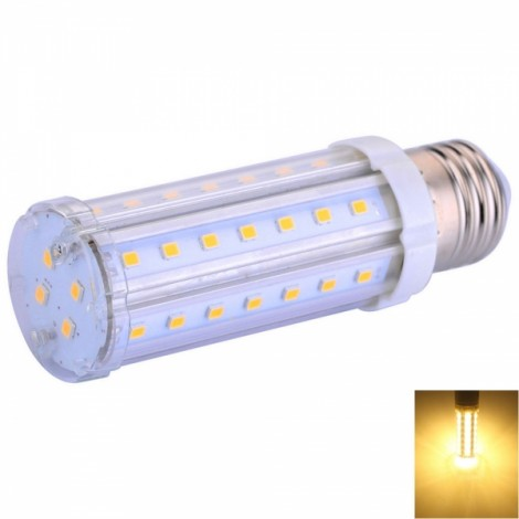E27 9W 46-LED SMD2835 1080LM 2800-3200K Warm White Light Corn Lamp (AC 100-240V)