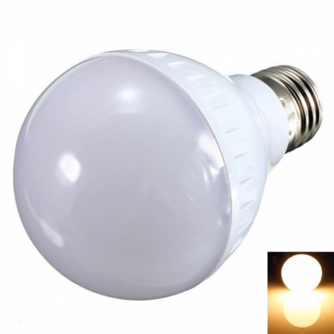 E27 7W 21 LED 2835SMD 2800-3200K Warm White Light LED Light Bulb (220V)