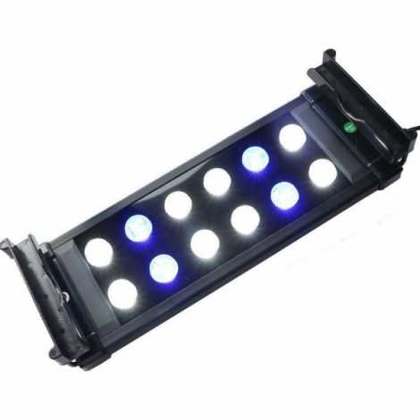 12 LED Reef Aquarium Lights for Fish Tank Plants Led Light US Plug