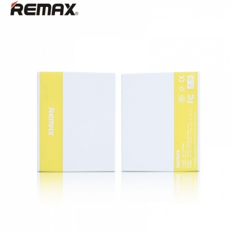 REMAX Desktop 5 USB Ports Fast Charger Adapter US Plug Yellow