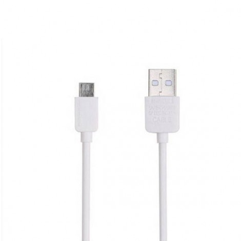 REMAX Micro USB Charging Data Sync Cable (1M) White