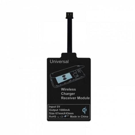Universal Qi Wireless Charger Receiver Module Adapter Pad Sticker for Samsung Xiaomi Huawei Meizu Nokia Type B