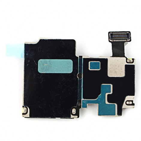 SIM Slot Memory Card Holder TF Card Tray Holder Flex Cable for Samsung S4 i9500