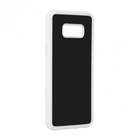 Anti-Gravity Magic Selfie Sticky Nano Protective Shockproof Case for Samsung S8-White