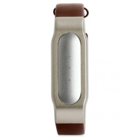 Xiaomi Anti-lost Miband Leather Watch Band Brown