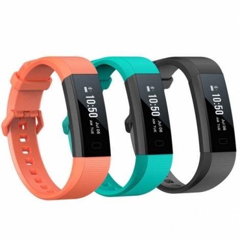 Y11 Sport Pedometer Heart Rate Waterproof BT4.0 Smart Bracelet Black