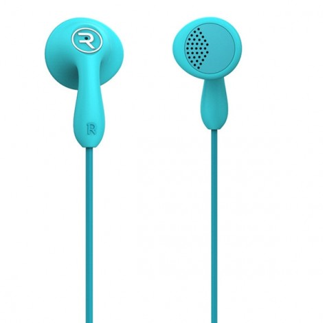 REMAX RM-301 Candy Colorful Dynamic Driver In-Ear Style HIFI Earphone Blue