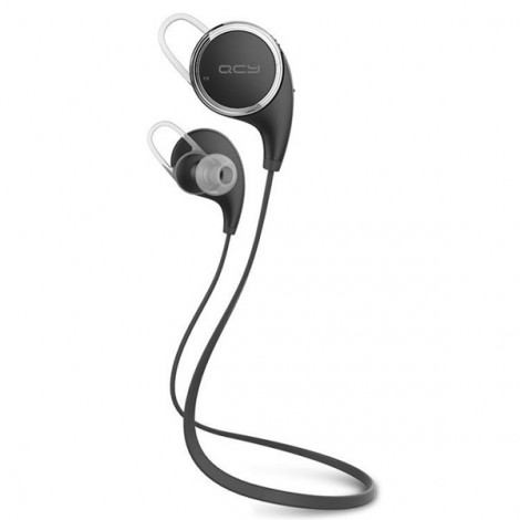 QCY QY8 Wireless Sports Bluetooth 4.1 Stereo Headset Black