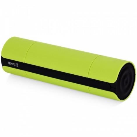 Portable NFC FM HIFI Bluetooth Wireless Stereo Super Bass Speaker Green