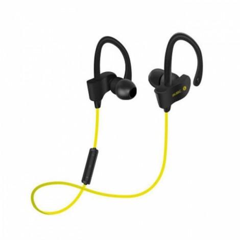 Wireless Bluetooth 4.1 Stereo Earphones with Mic Sports Music Sweatproof Headset for iPhone Xiaomi iPad Yellow