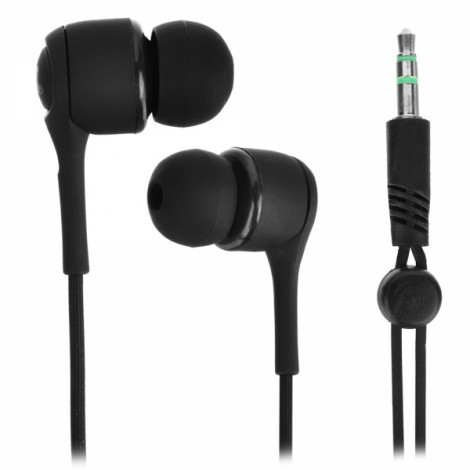 Cwxuan Wireless Bluetooth V4.2 Stereo In-ear Sport Earphone Black