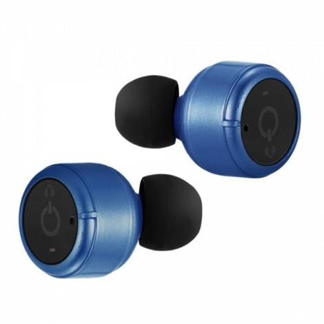 X2T True Wireless Bluetooth 4.2 In-ear Stereo Sport Headsets Blue
