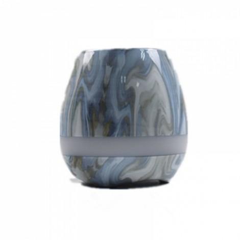 Smart Music Touch Sensor Bluetooth Stereo Piano Sound Music Flower Pot Light Marble