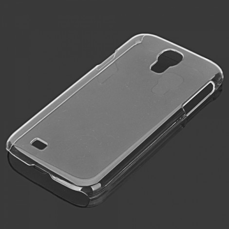 Protective Plastic Back Case for Samsung Galaxy S4 i9500 Transparent