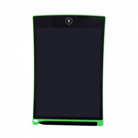 8.5inch LCD Digital Writing Drawing Tablet Handwriting Pad with Pen Green