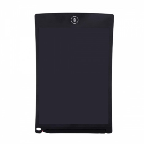 8.5inch LCD Digital Writing Drawing Tablet Handwriting Pad with Pen Black