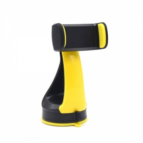 S095 Simple Vehicle Phone Holder Yellow