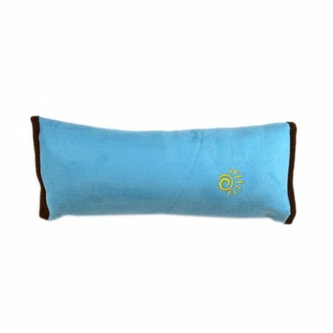 Cute Children Car Seat Belt Shoulder Protection Back Cushion Pad Blue